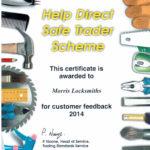 Safe Trader Award 2014