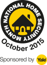 National Home Secrurity Month